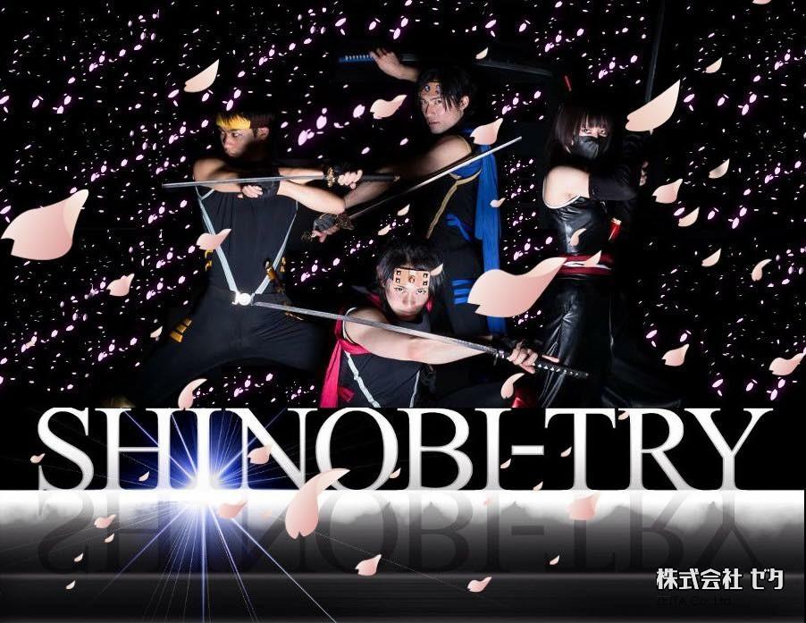 忍者アクロバット SHINOBI-TRY