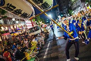 徳島 泡踊り