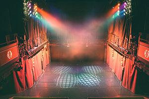 特殊舞台 昇降舞台