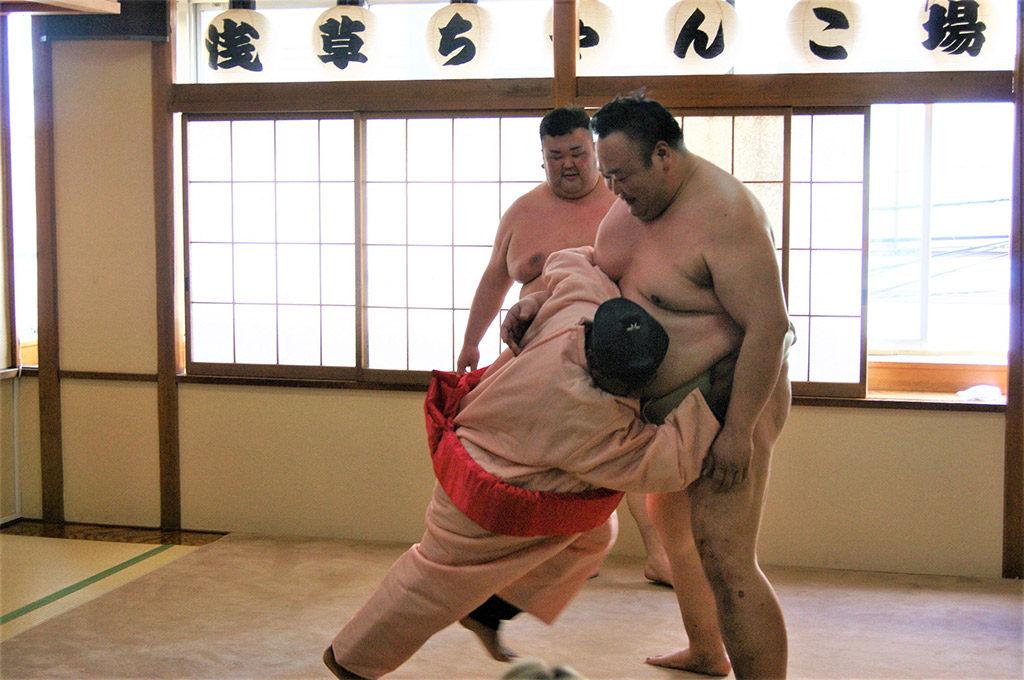 相撲 sumo