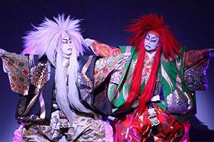 kabuki 歌舞伎