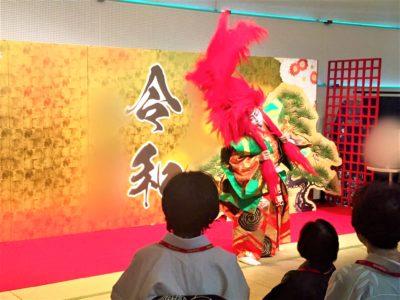 歌舞伎舞踊-鏡獅子