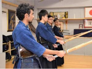 剣道体験①